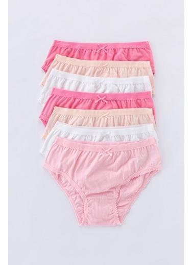 Penti Teen Pinky 7Li Slip Külot Renkli
